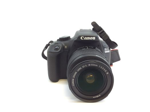 camara digital reflex canon eos 1300d+ef-s 18-55mm 1:3.5-5.6 iii