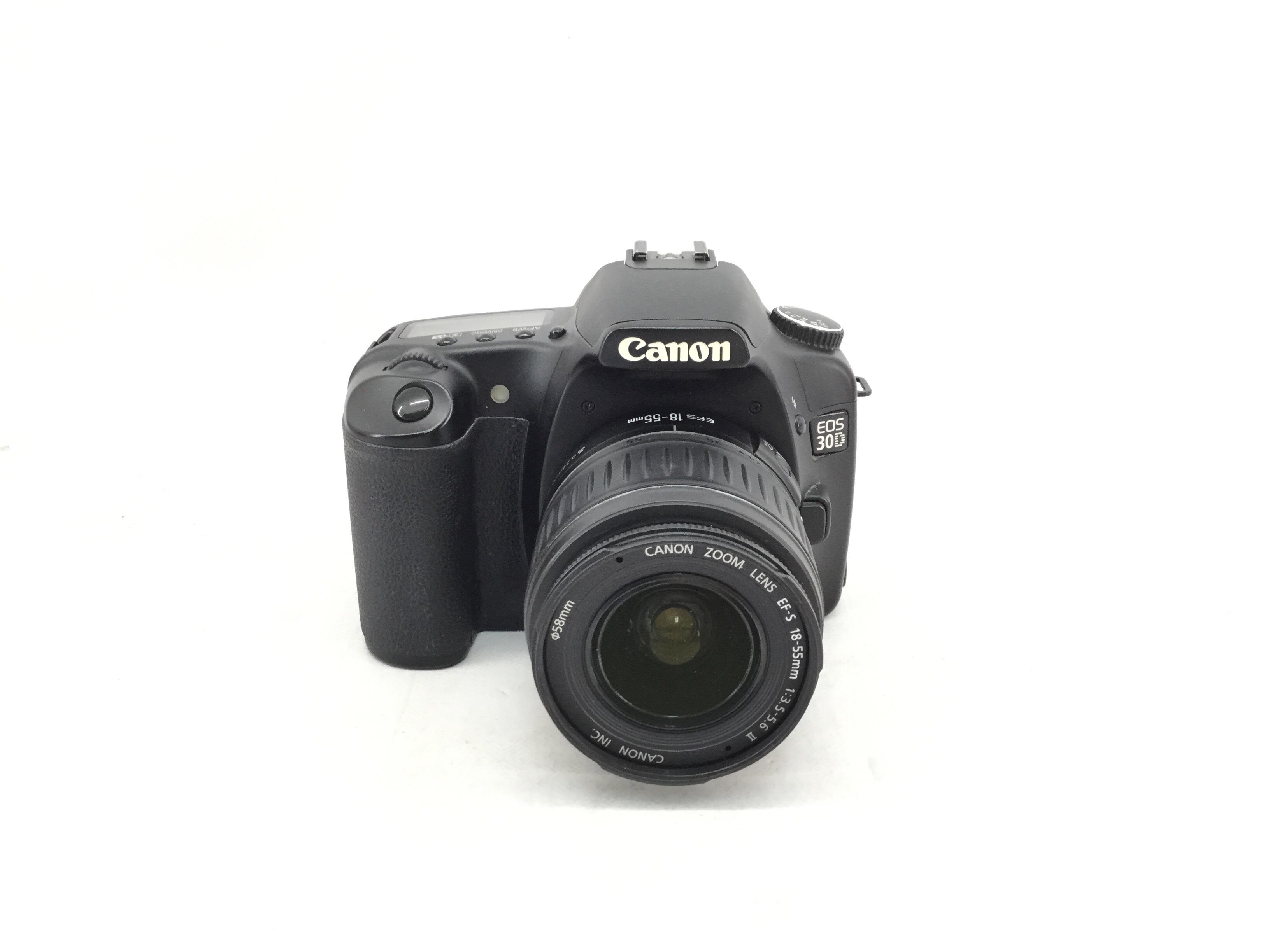 CAMARA DIGITAL REFLEX CANON EOS 30D+EF