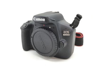 camara digital reflex canon eos 4000d