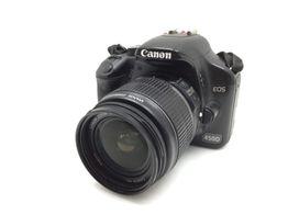 camara digital reflex canon eos 450d+ef-s 18-55mm 1:3.5-5.6 is