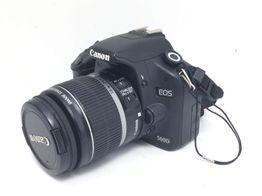 camara digital reflex canon eos 500d+ef-s 18-55mm 1:3.5-5.6 is