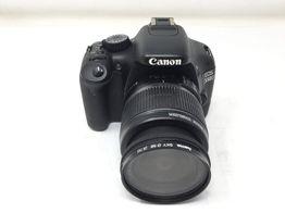camara digital reflex canon eos 550d+ef-s 18-55mm 1:3.5-5.6 is