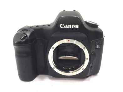 camara digital reflex canon eos 5d