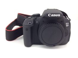 camara digital reflex canon eos 700d+ef-s 18-55mm 1:3.5-5.6 is stm