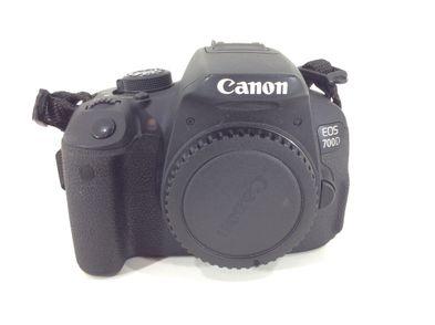 camara digital reflex canon eos 700d