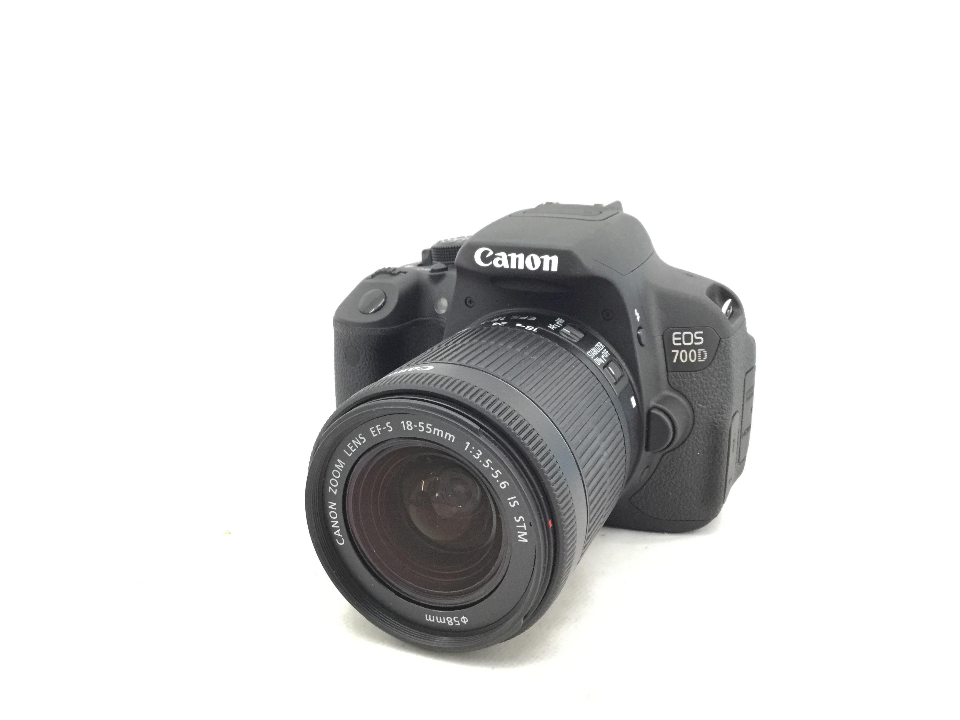 CAMARA DIGITAL REFLEX CANON EOS 70D+EF