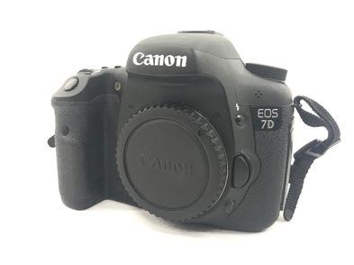 camara digital reflex canon eos 7d