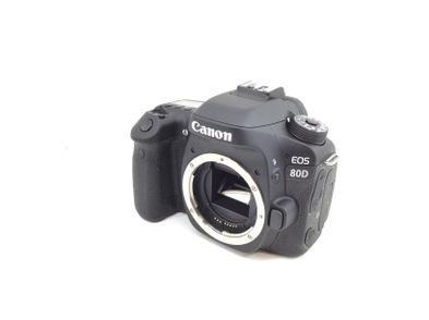 camara digital reflex canon eos 80d