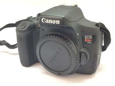 camara digital reflex canon eos rebel t6i