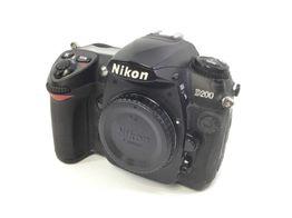 camara digital reflex nikon d200