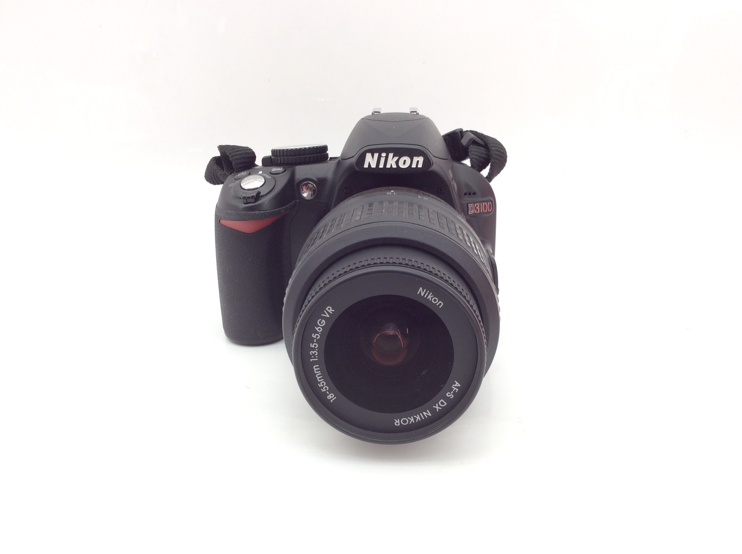 CAMARA DIGITAL REFLEX NIKON D3100+AF