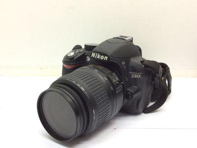camara digital reflex nikon d3100+af-s dx 18-55mm 1:3.5-5.6g vr