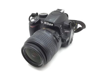 camara digital reflex nikon d3100+af-s dx vr 18-105mm 1:3.5-5.6g ed