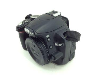 camara digital reflex nikon d3100