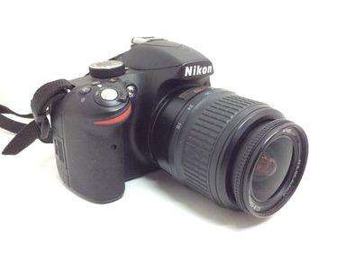 camara digital reflex nikon d3200+af-s dx vr 18-105mm 1:3.5-5.6g ed