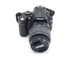 camara digital reflex nikon d5000+af-s dx 18-55mm 1:3.5-5.6g vr