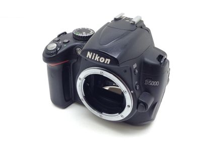 camara digital reflex nikon d5000