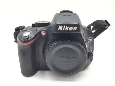 camara digital reflex nikon d5100