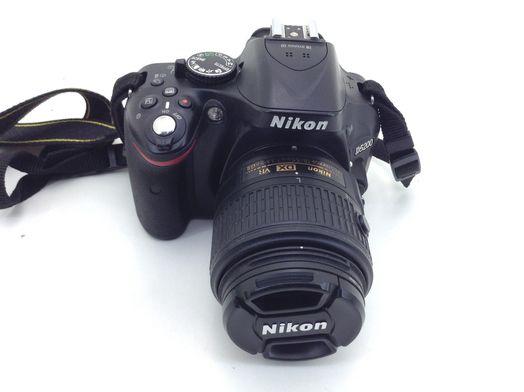 camara digital reflex nikon d5200+af-s dx 18-55mm 1:3.5-5.6g vr ii
