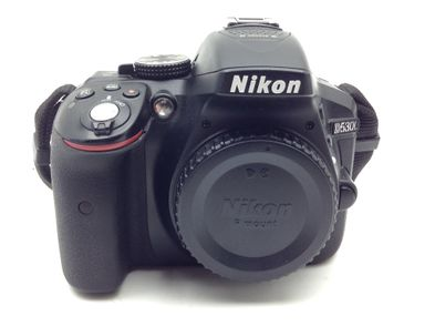 camara digital reflex nikon d5300