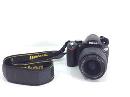 camara digital reflex nikon d60+af-s dx 18-55mm 1:3.5-5.6g vr