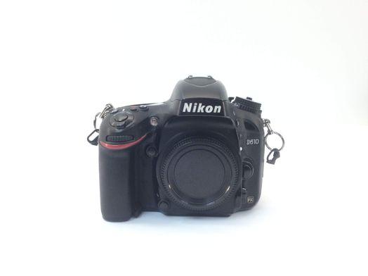 camara digital reflex nikon d610