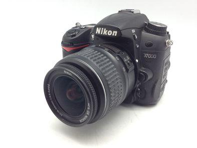camara digital reflex nikon d7000+af-s dx vr 18-105mm 1:3.5-5.6g ed