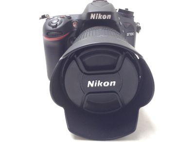 camara digital reflex nikon d7100+af-s dx vr 18-105mm 1:3.5-5.6g ed