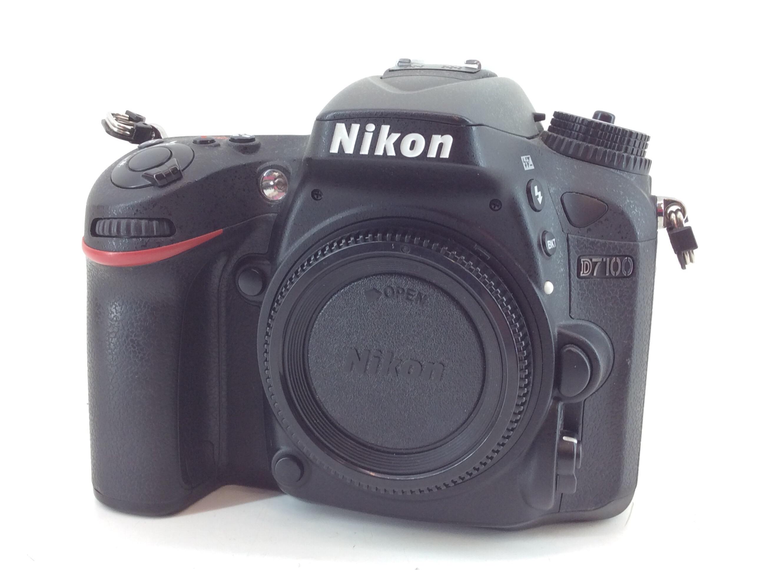 CAMARA DIGITAL REFLEX NIKON D7100