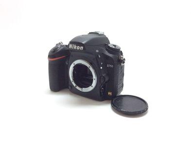 camara digital reflex nikon d750
