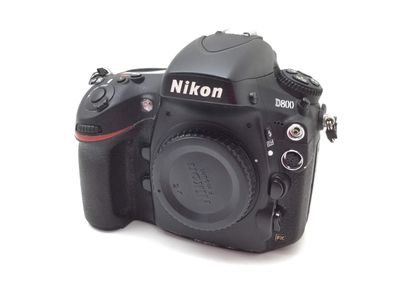 camara digital reflex nikon d800