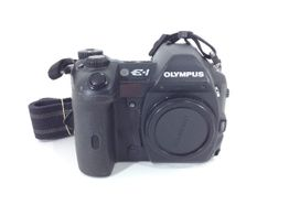 camara digital reflex olympus e-1