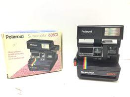 camara instantanea polaroid supercolor 635 cl