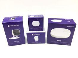 camara videovigilancia smartthings smart home starter kit
