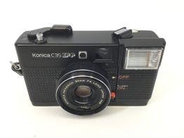 camara vintage konica c35 efp