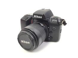 camara vintage nikon f70 + nikkor 35-80mm 1:4-5.6d
