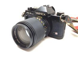 camara vintage yashica fx-3 super