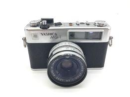 camara vintage yashica mg-1