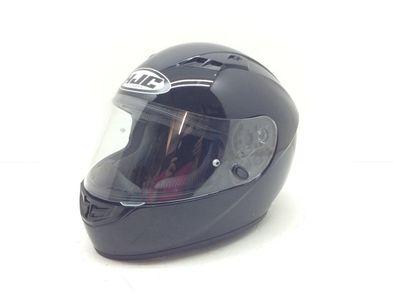 capacete integral hjc integral preto