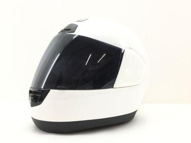 capacete integral outro branco