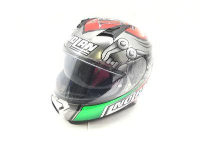 capacete integral nolan c mon