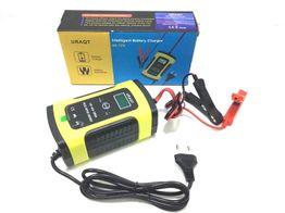 cargador baterias uraqt 6a 12v