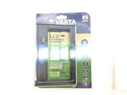 cargador pilas varta lcd universal charger