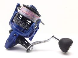 carrete pesca hart nº 1 special edition 8000
