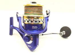 carrete pesca iridium beachcaster pro 5
