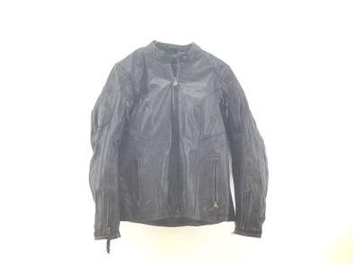 casaco motociclista outro leather