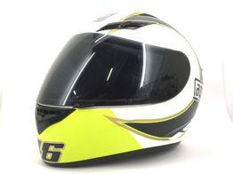casco integral agv k-3