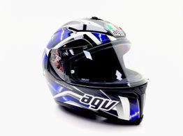 casco integral agv k-5 s