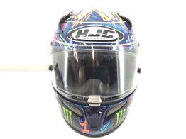 casco integral hjc helmet