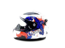 casco integral ls2 rapid mini